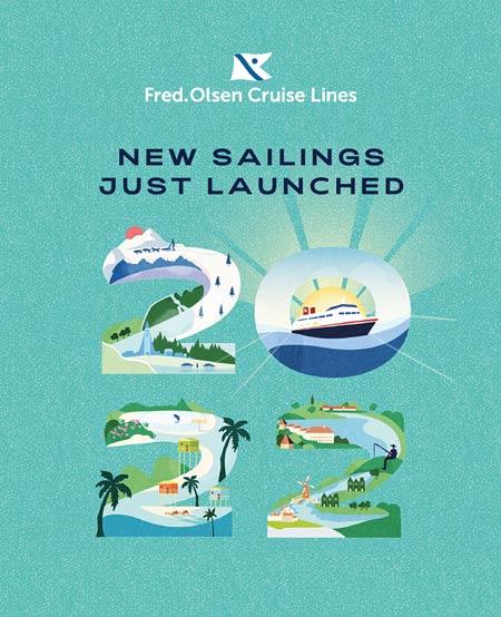 fred olsen new sailings