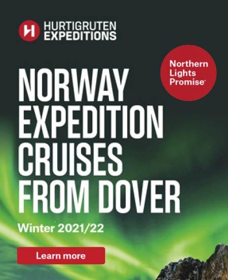 hurtigruten expedition voyages