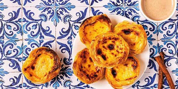 Lisbon Custard Tarts