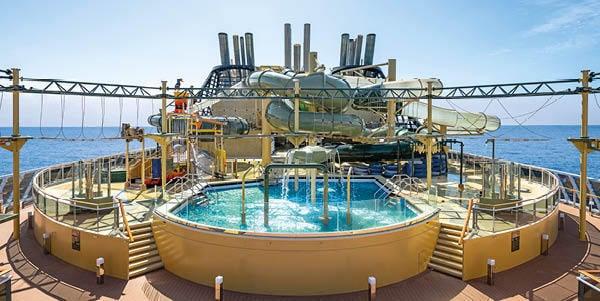 MSC Virtuosa Savannah Aquapark