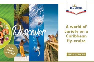 po cruises caribbean holidays