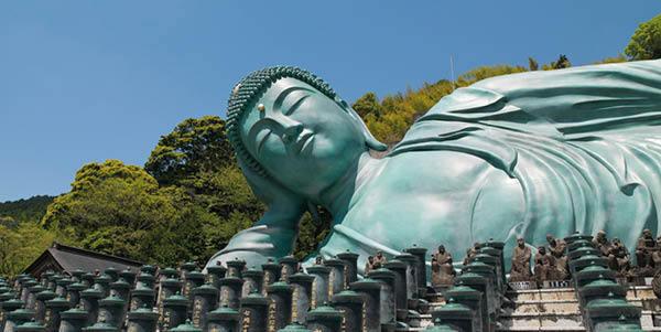 Buddha in Fukuoka