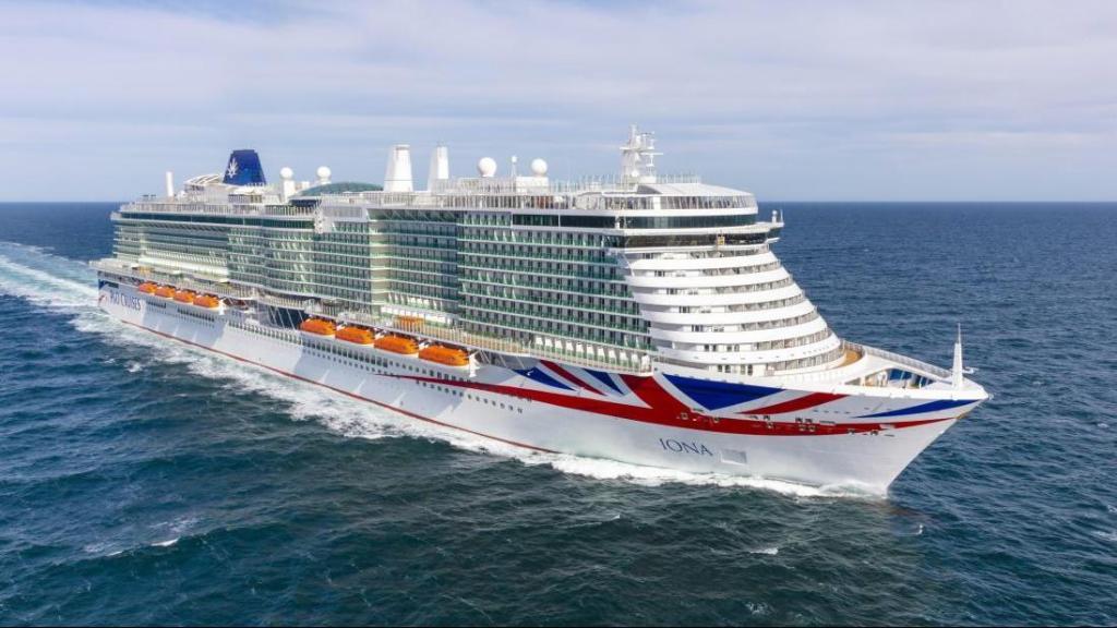 Iona Crusie Ship Reviews