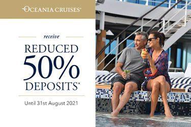 Oceania Reduced Deposits