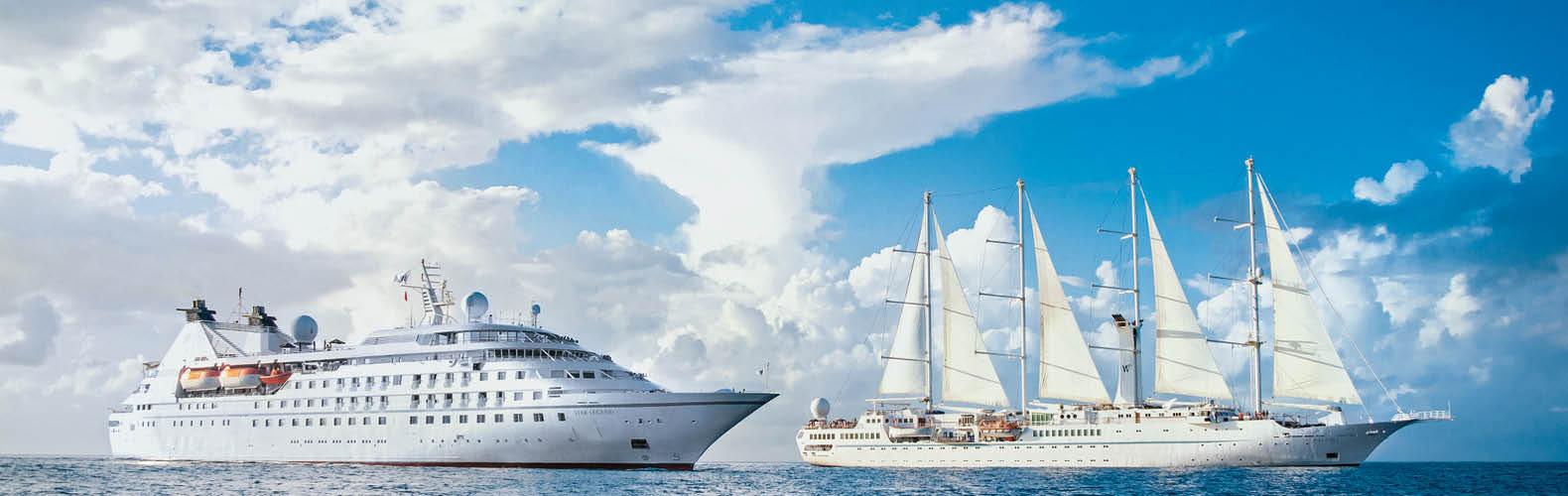 Small Ship Luxury