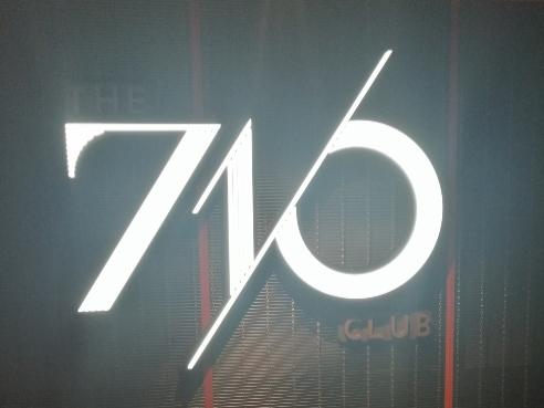 710 Club Entrance