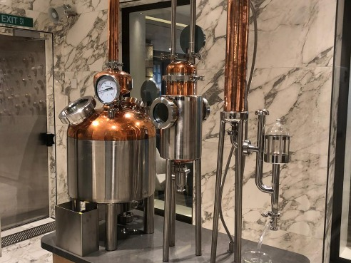 Andersons Bar Gin Distillery