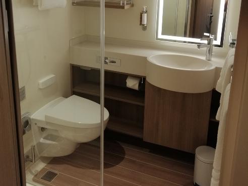 Cabin 9310 Bathroom