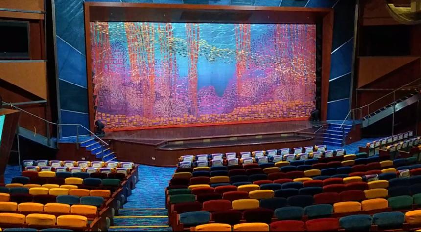 Coral Theatre - Jewel of the Seas