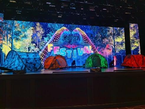 Festival Theatre Iona