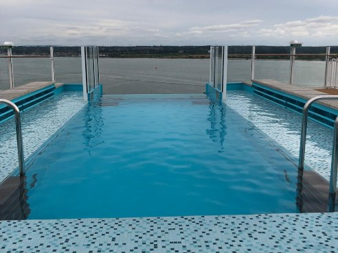 Infinity Pool by Day