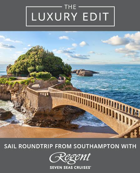 Luxury Cruises From Southampton