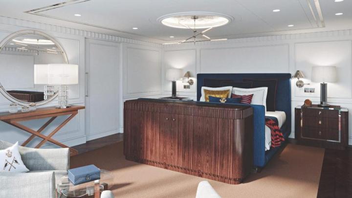 Oceania Cruises Reveals Ralph Lauren Designed Interiors