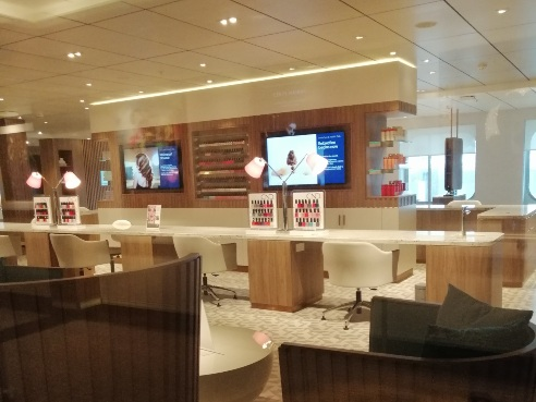 Oasis Beauty Stations