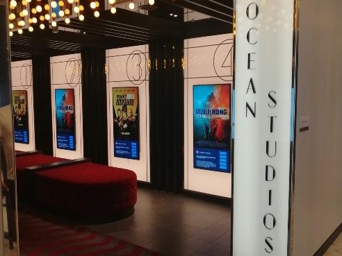 Oceans Studios entrance