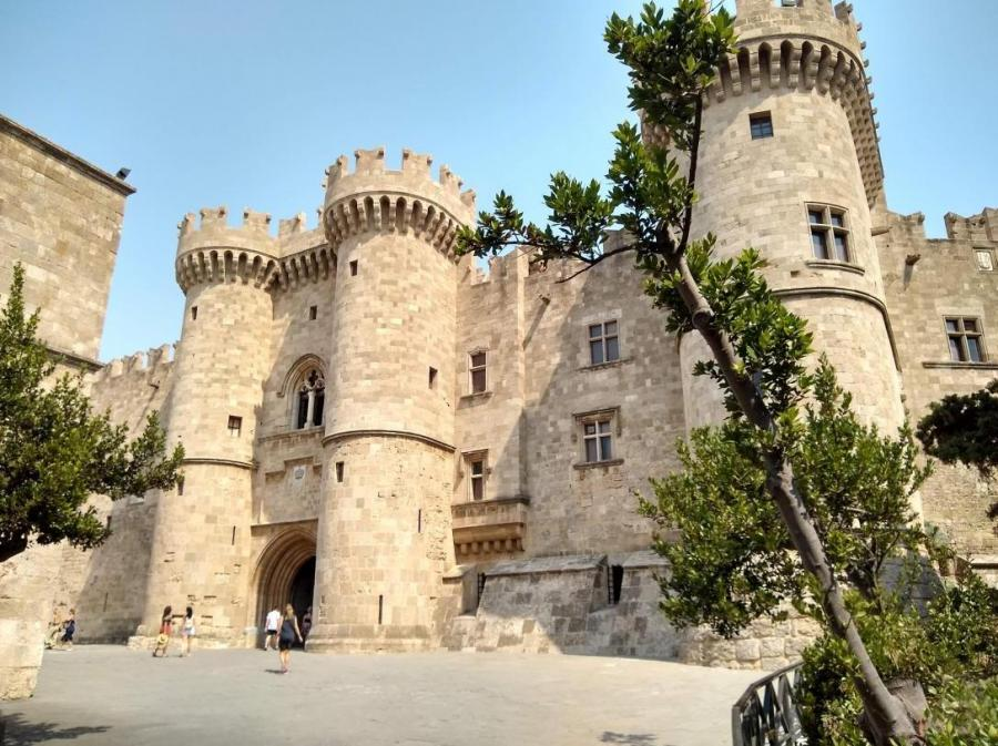 Palace of The Grand Master of the Knights