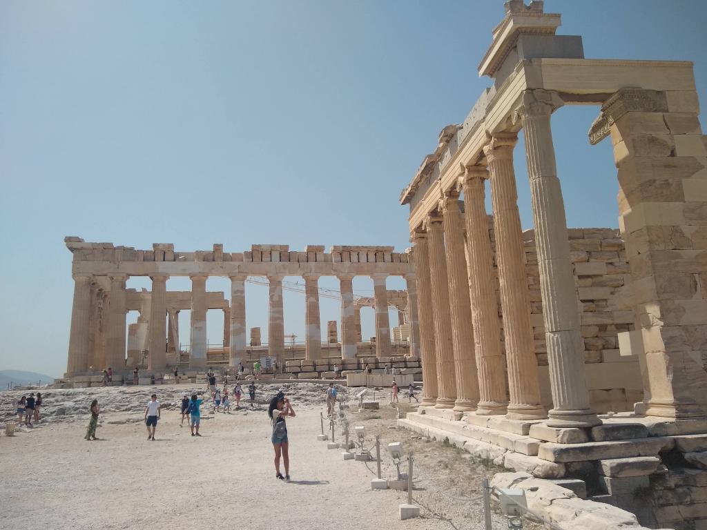 The Parthenon – 447BC