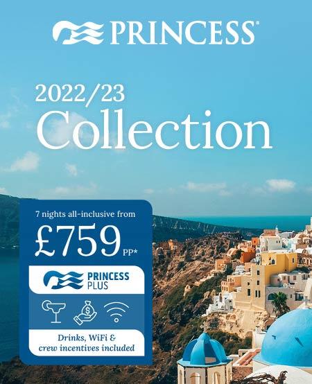 Princess - All inclusive cruises