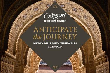 Regent Seven Seas Cruises Itineraries 2023 / 2024