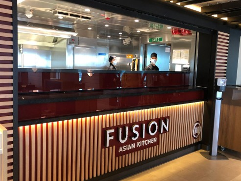 The Quays Fusion