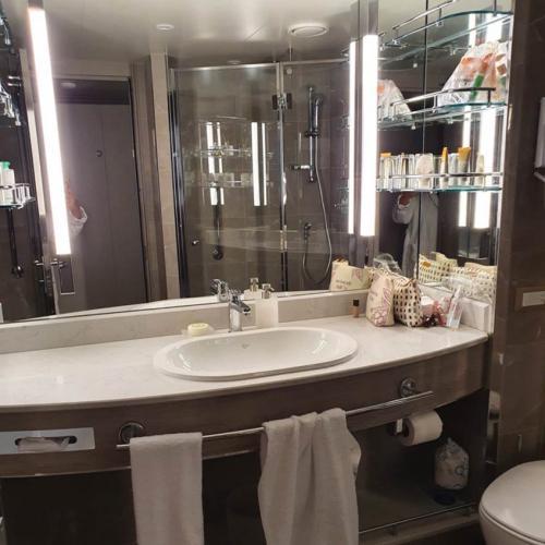 Silver Moon Bathroom