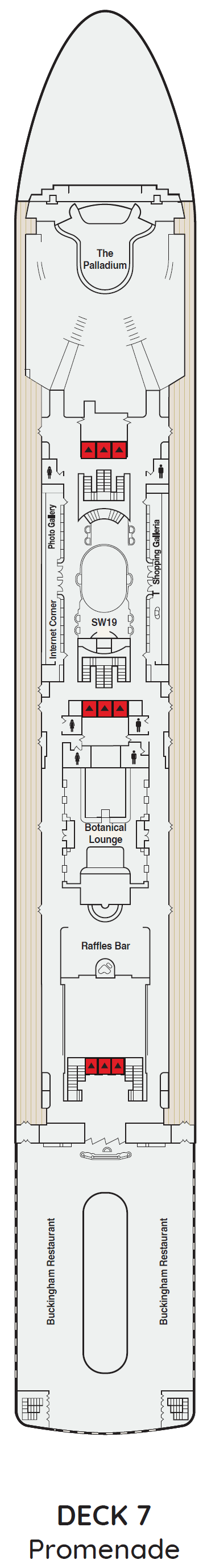 Ambience Promenade Deck 7