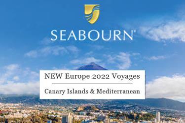 Seabourn Canary & Mediterranean Voyages