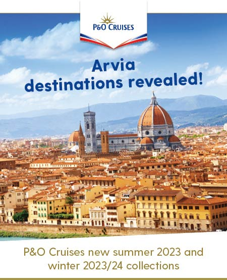 arvia destination reveal