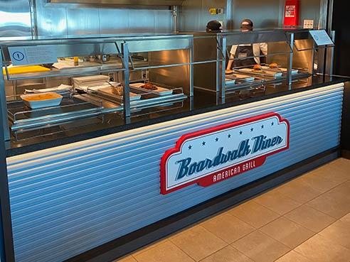 Boardwalk Diner