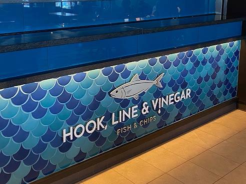 Hook, Line & Vinegar