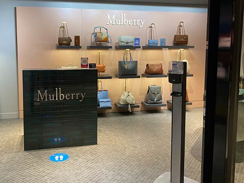 Mulberry Shop
