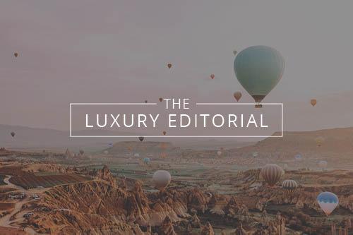 Luxury Editorial : Bucket List Experiences