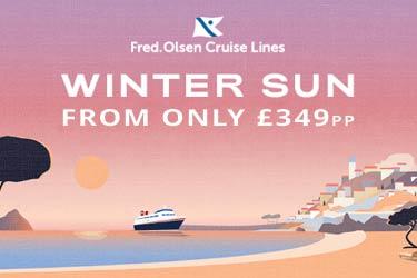 Fred Olsen Winter Sun