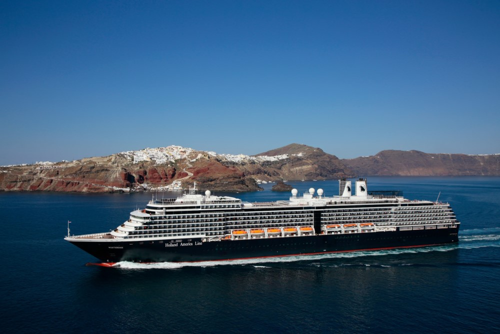 Holland America cruises